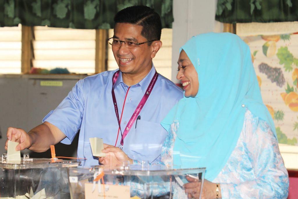 Pakatan Harapan kekalkan cengkaman ke atas Selangor