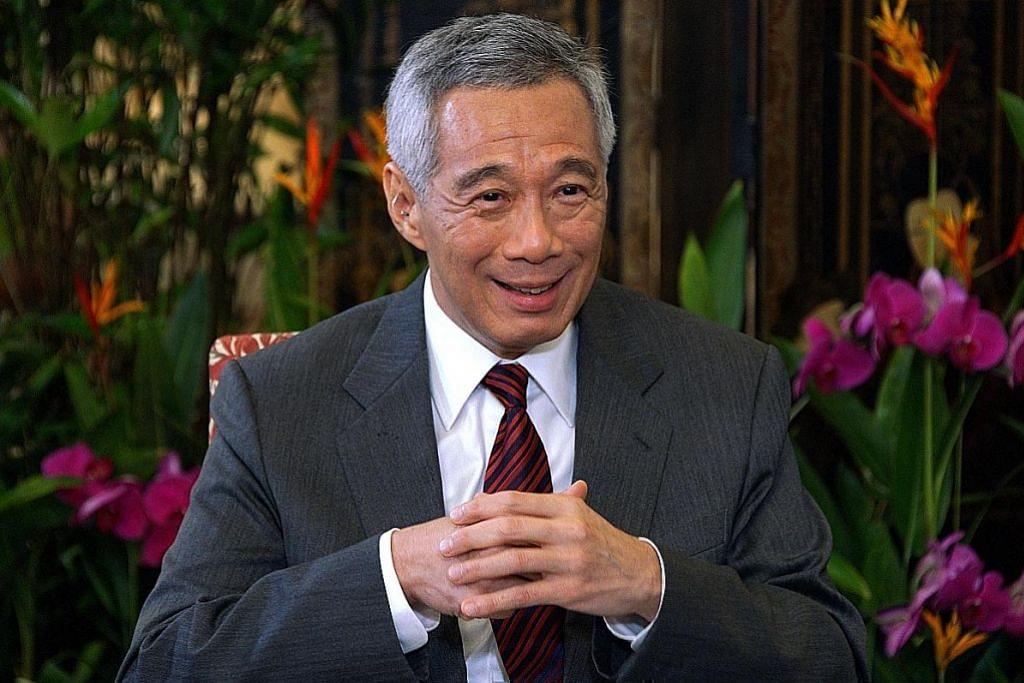 PM Lee alu-alu ikatan membina dengan pemimpin baru M'sia