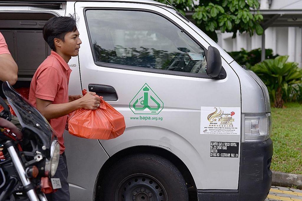 Raih pahala di bulan Ramadan dengan menaja buka puasa bagi golongan fakir miskin
