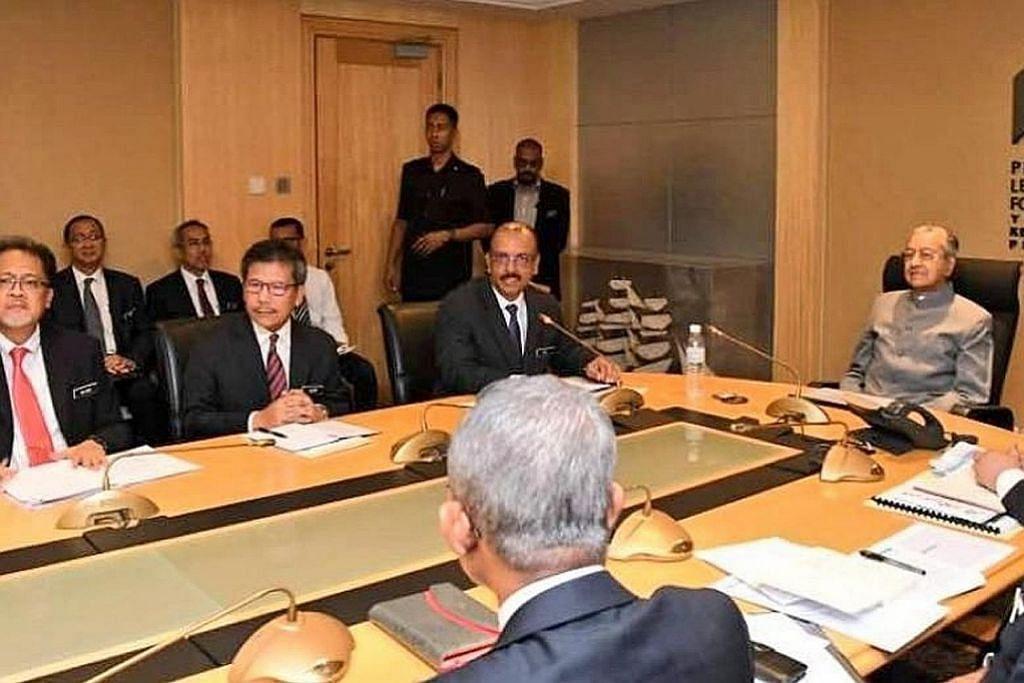 Mahathir umum pelbagai tindakan 'pembersihan' salah laku