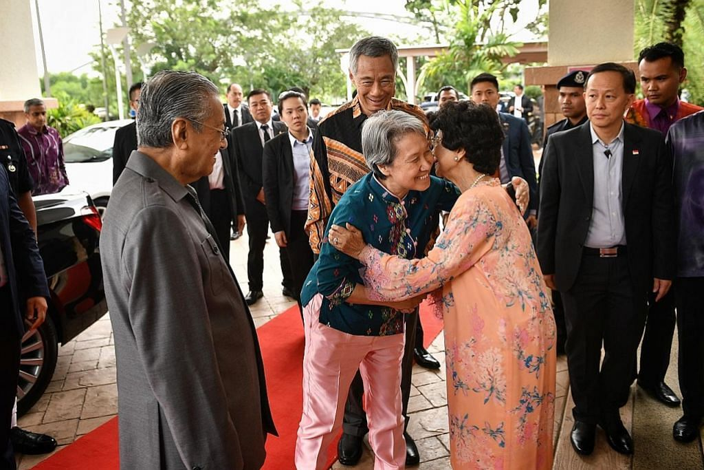 Kunjungan muhibah perkukuh ikatan SG-Malaysia