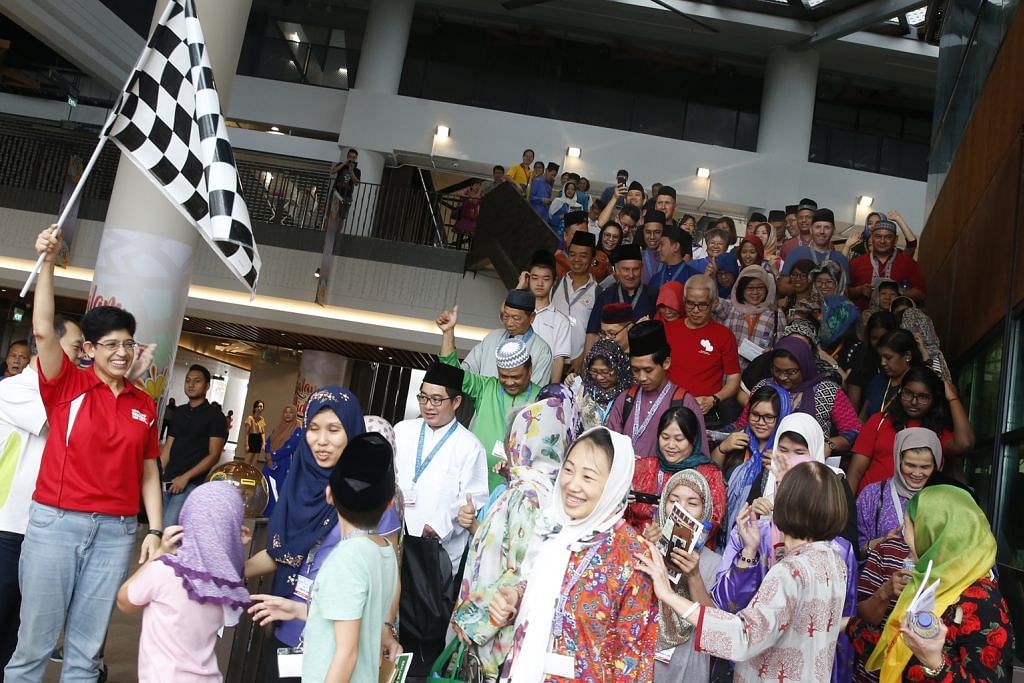 100 sertai lumba warisan demi pelajari budaya Melayu