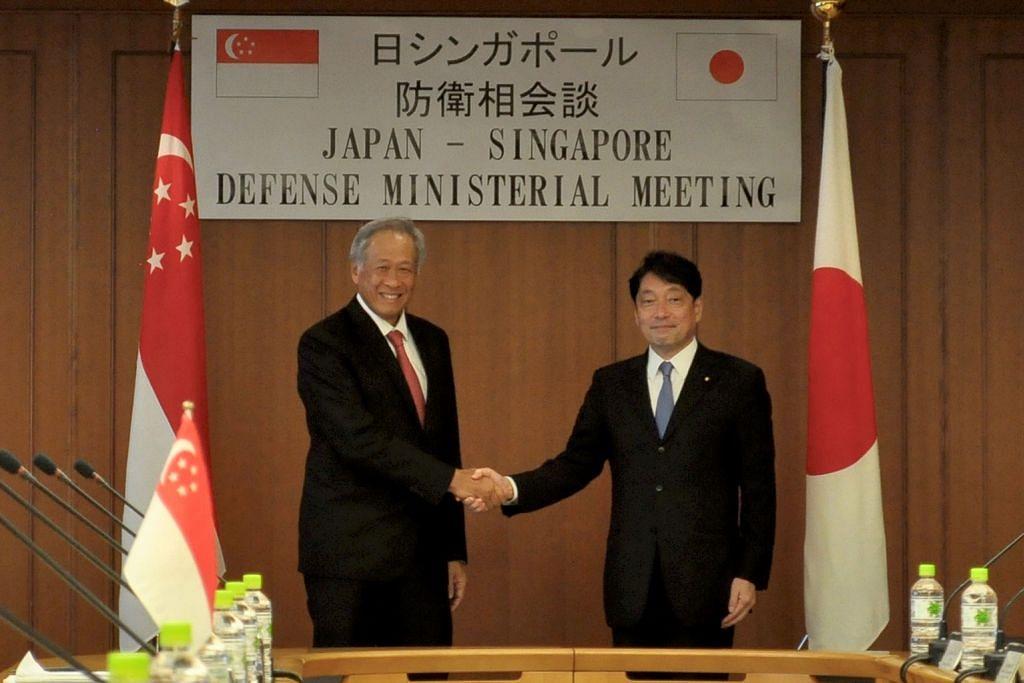 Eng Hen lawat Jepun perkukuh hubungan pertahanan