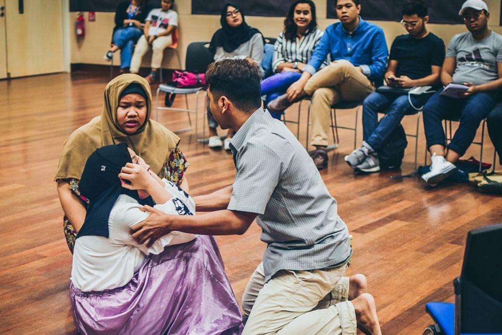 PENTAS BUDAYA 2018 Pementasan 'Bisikan Sukma' kupas isu kesihatan mental