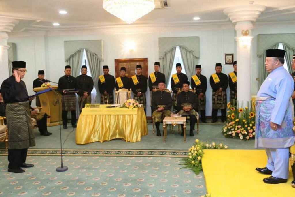 Perlis hadapi krisis perlembagaan, Umno pecat Menteri Besar