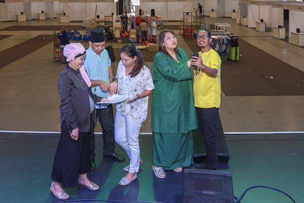 Bazar Pasir Ris beri sewa khas bagi peniaga baru, usaha sosial
