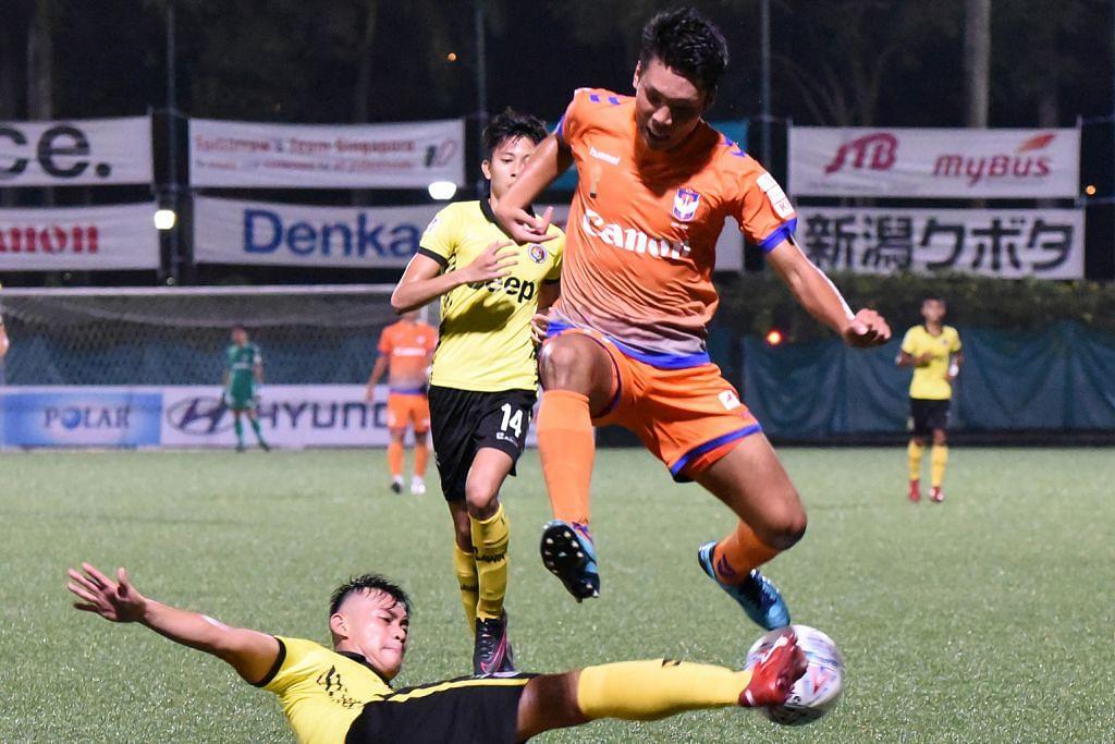 JADUAL MINGGU INI Albirex Niigata kekal rekod tanpa kalah