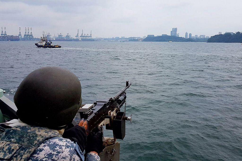SIDANG PUNCAK AMERIKA SYARIKAT-KOREA UTARA Eng Hen: Kejayaan laksana misi keselamatan tonjol siap siaga SAF