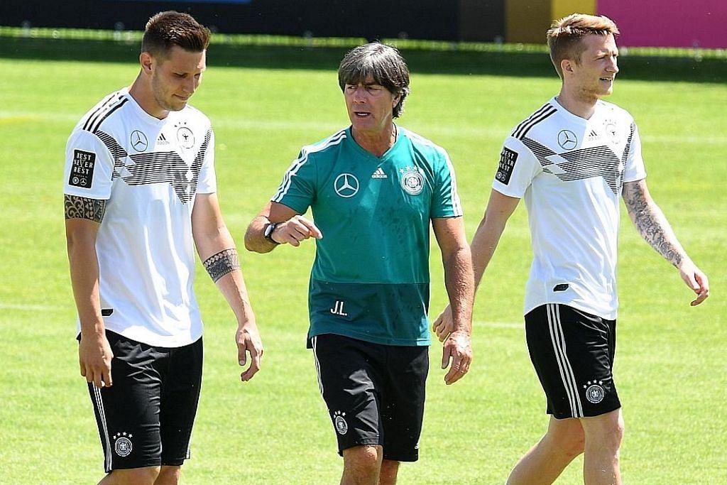 Sukar lihat Mexico halangi 'jentera' Jerman