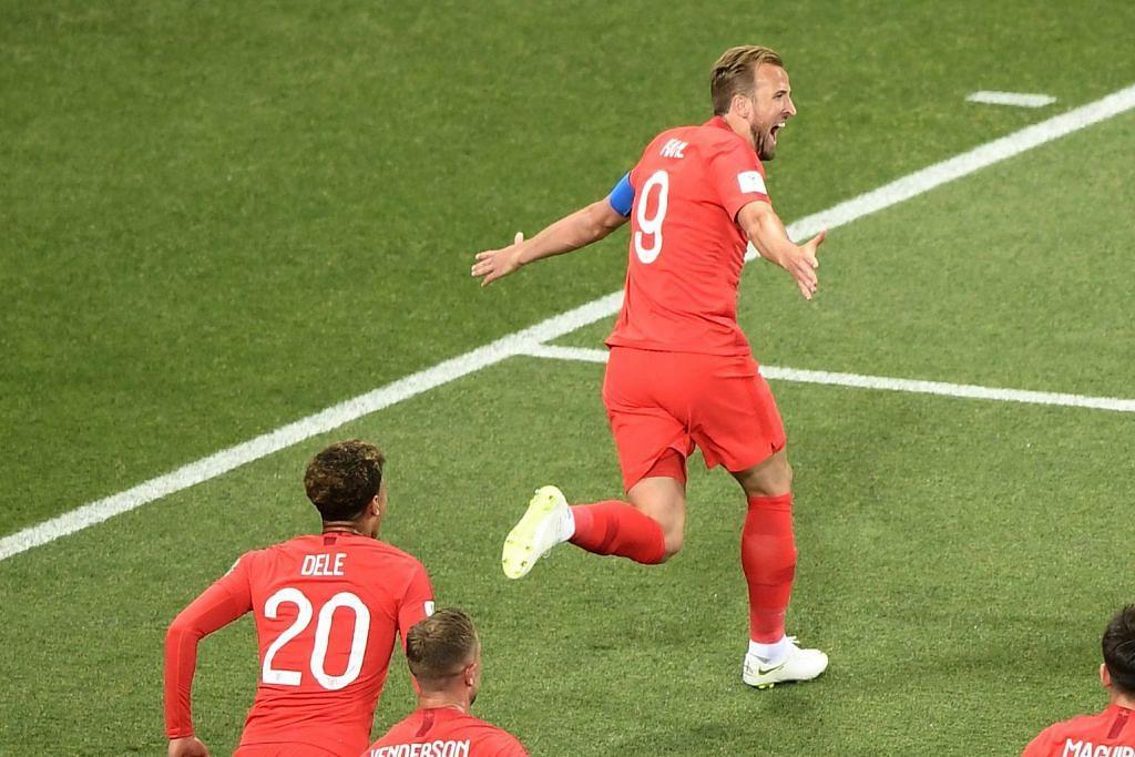 PERSONALITI PIALA DUNIA Kane mahu jadi pemain terbaik dunia