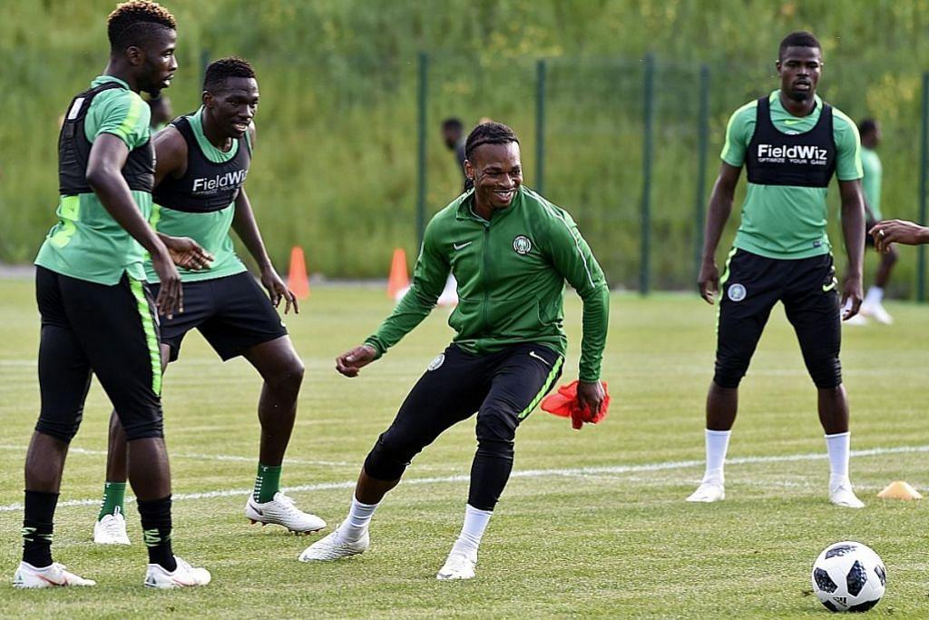 Iceland azam tewaskan Nigeria