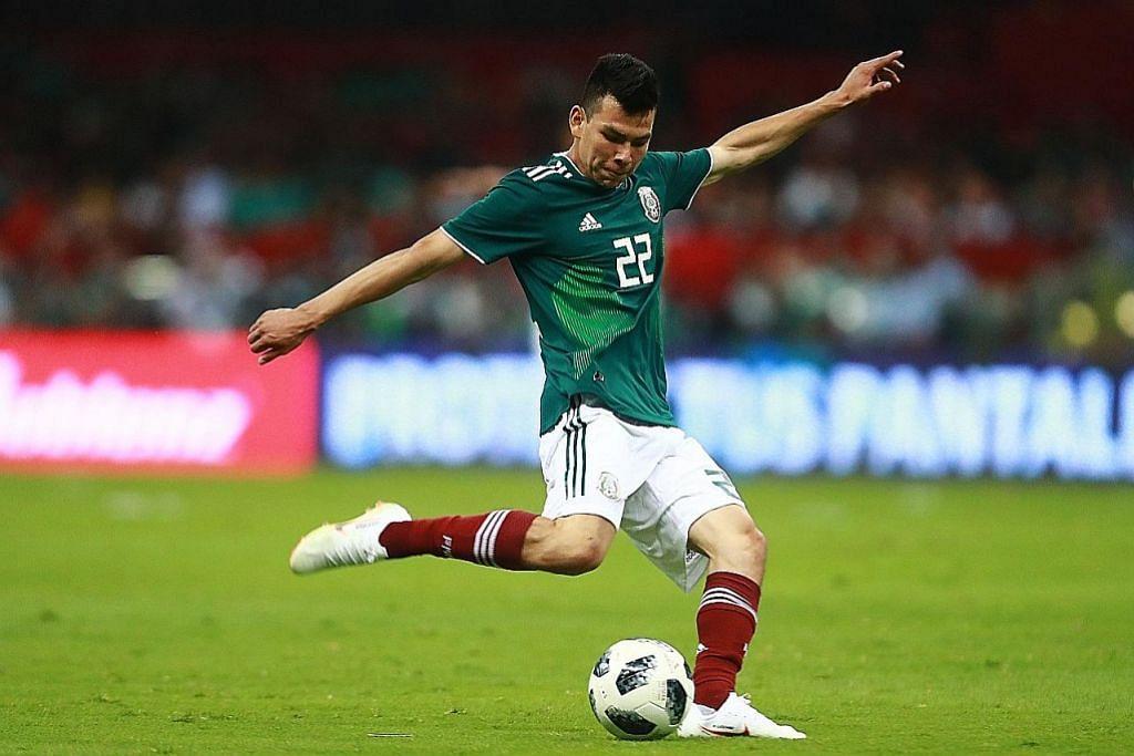 Lozano dan Mexico dijulang keyakinan