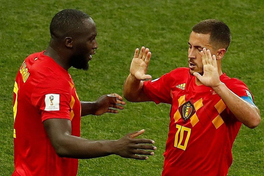 Martinez: Belgium tiada apa-apa taktik istimewa apabila temu Brazil
