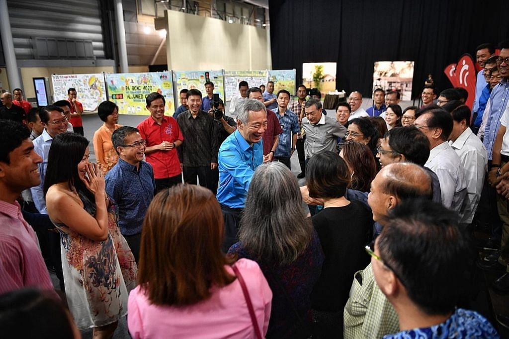 Rangkaian Penduduk akan ditubuh demi kukuhkan perpaduan sosial: PM Lee
