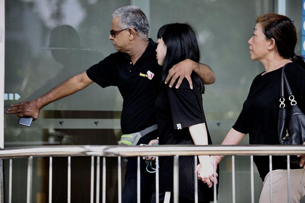 KES BUNUH DI ITE KOLEJ CENTRAL Suspek ditahan, waris ke rumah mayat