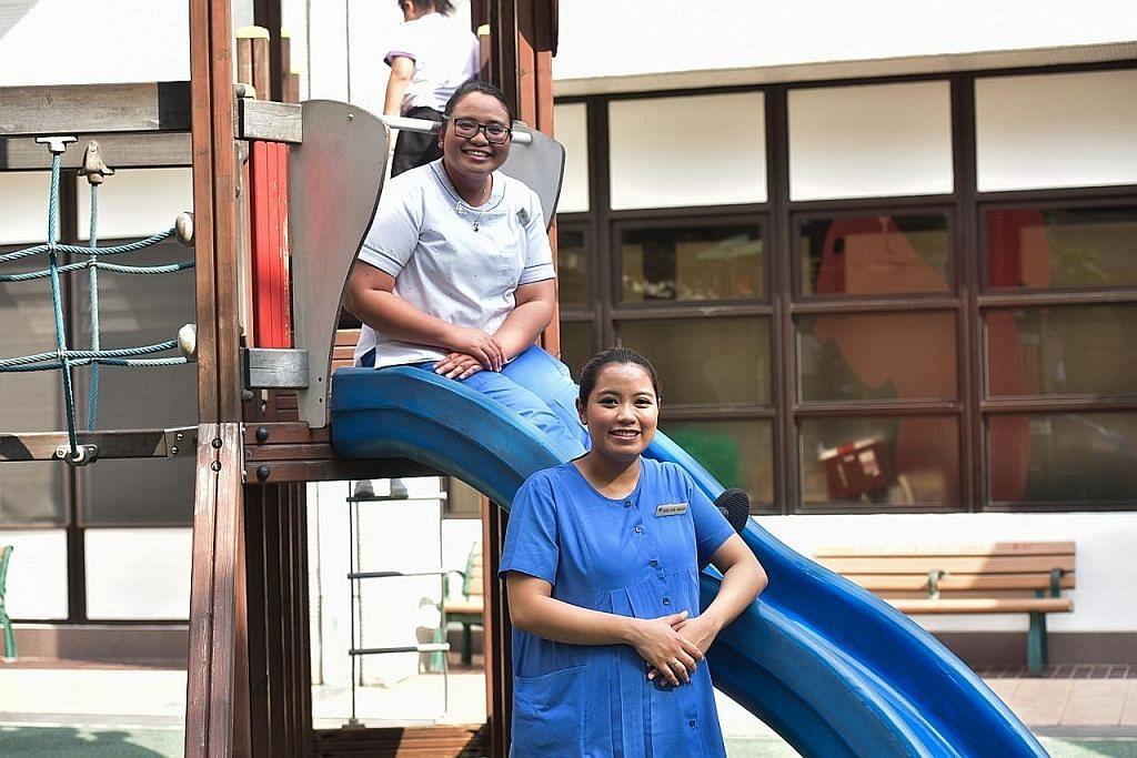 Adik beradik tukar kerjaya jadi jururawat melalui program PCP