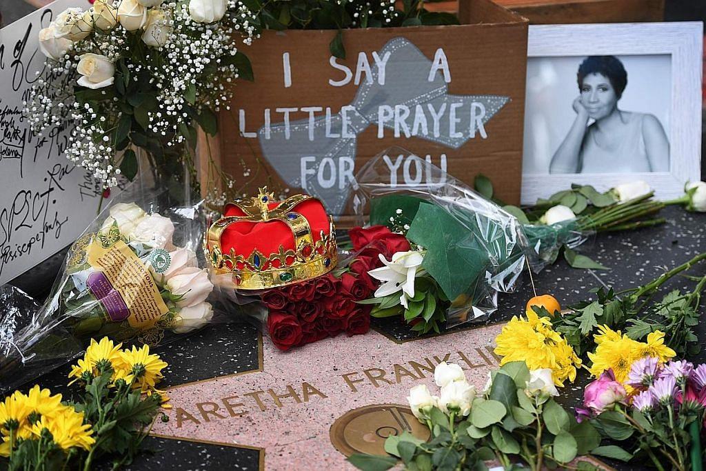 Ratu 'soul' Aretha Franklin meninggal