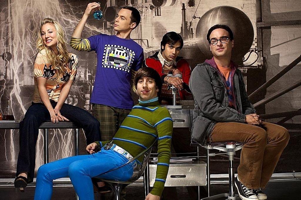 'The Big Bang Theory' labuh tirai di akhir musim ke-12