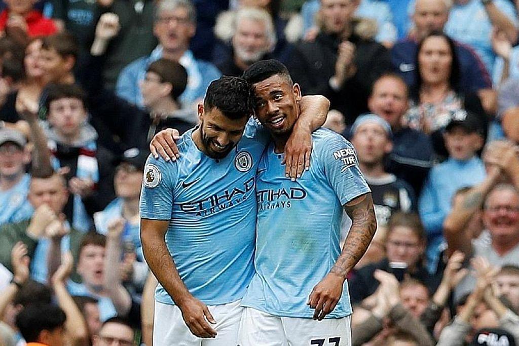 Siapa boleh halang Man City musim ini?