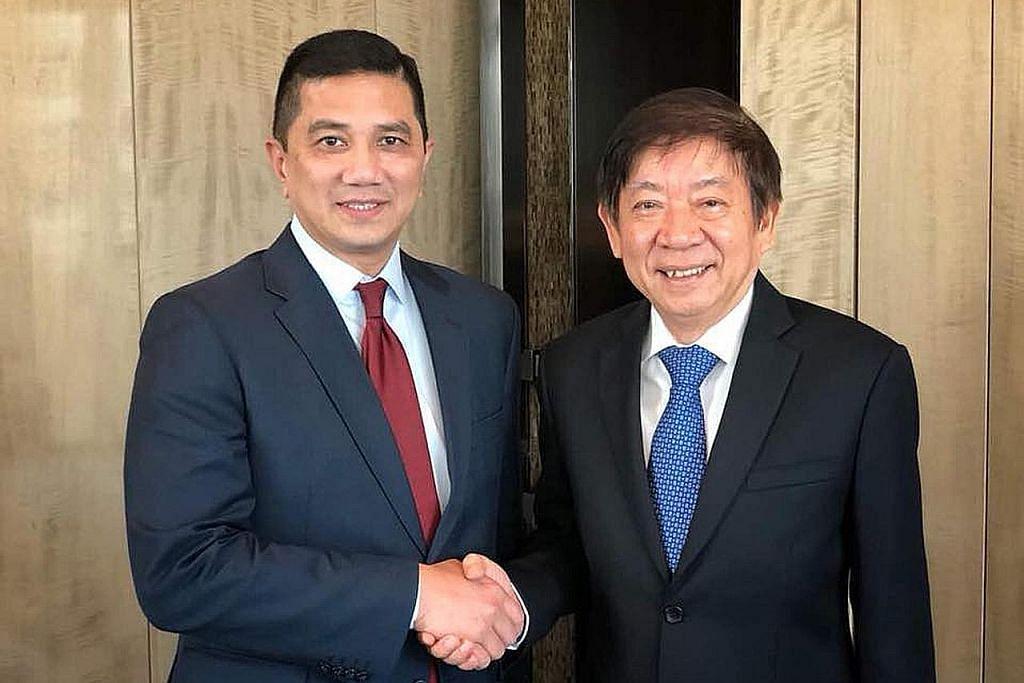 HSR: Singapura, Malaysia setuju tangguh projek