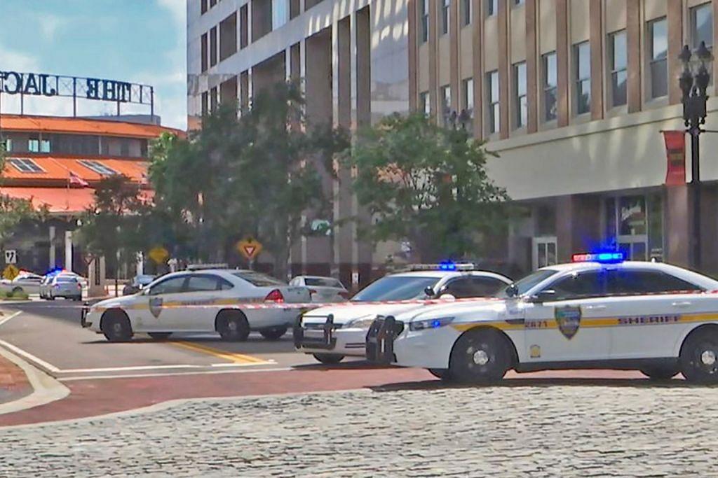 4 maut dalam tembakan rambang di Jacksonville, Florida