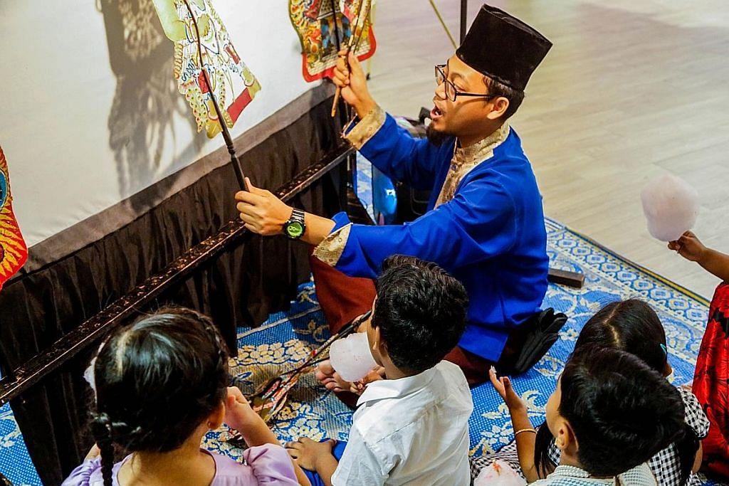 Raikan seni, tradisi Melayu di Hougang