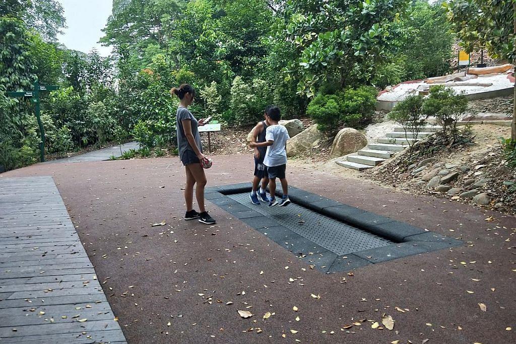 Taman Kanak-Kanak Jacob Ballas selesai diperluas DAYA TARIKAN TAMAN KANAK-KANAK JACOB BALLAS