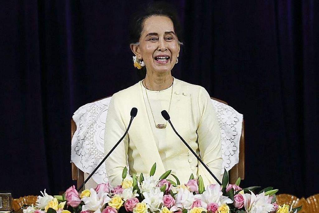 Hadiah Nobel Keamanan Suu Kyi tidak akan ditarik balik