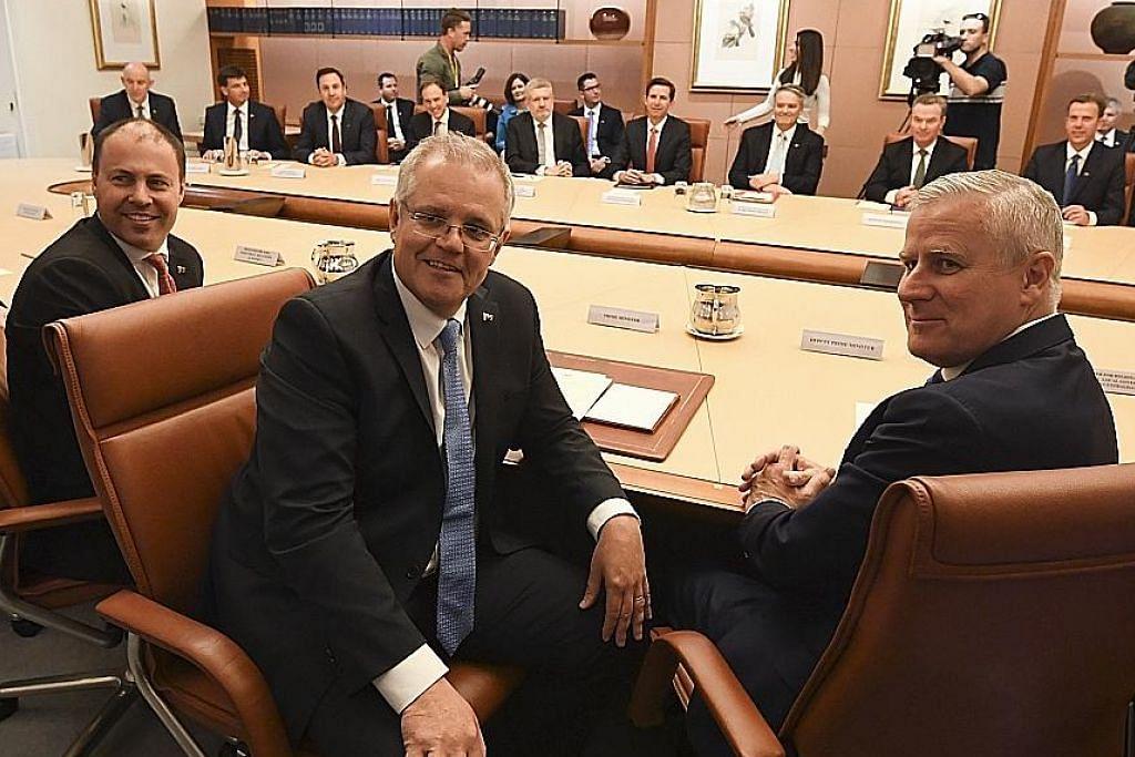 PM baru Australia perlu satukan pecahan parti Liberal