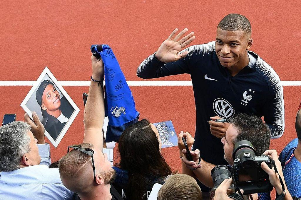 Kejohanan baru - Liga Negara-Negara Uefa - gantikan perlawanan persahabatan di Eropah