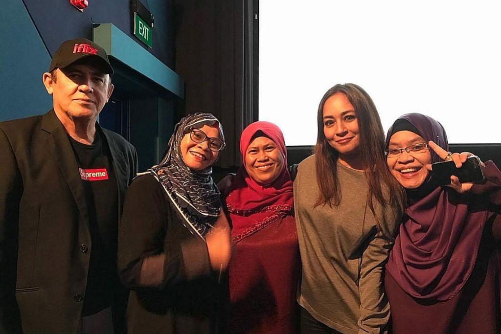 Keluarga, belia serbu pawagam kerana pukauan 'Munafik 2'