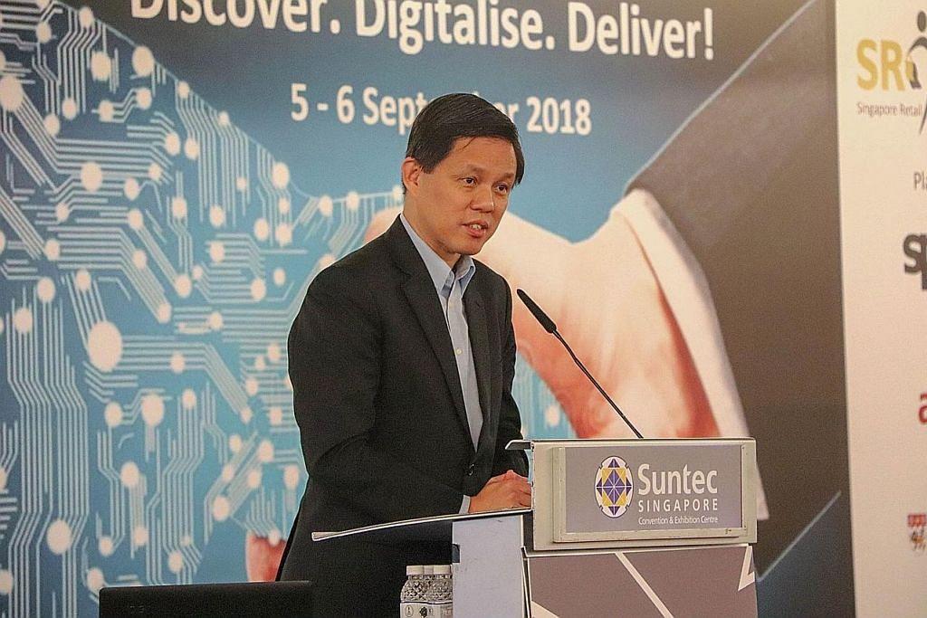 Chun Sing: S'pura boleh bersaing mutu idea, jenama negara