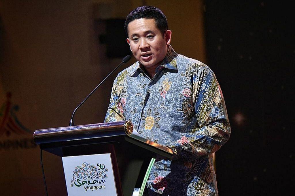 Muis kongsi jaya dengan masyarakat ACARA 'SALAM SINGAPORE'