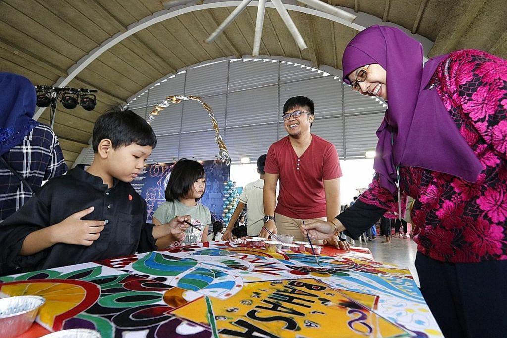 600 penduduk pelbagai latar nikmati acara bahasa, budaya