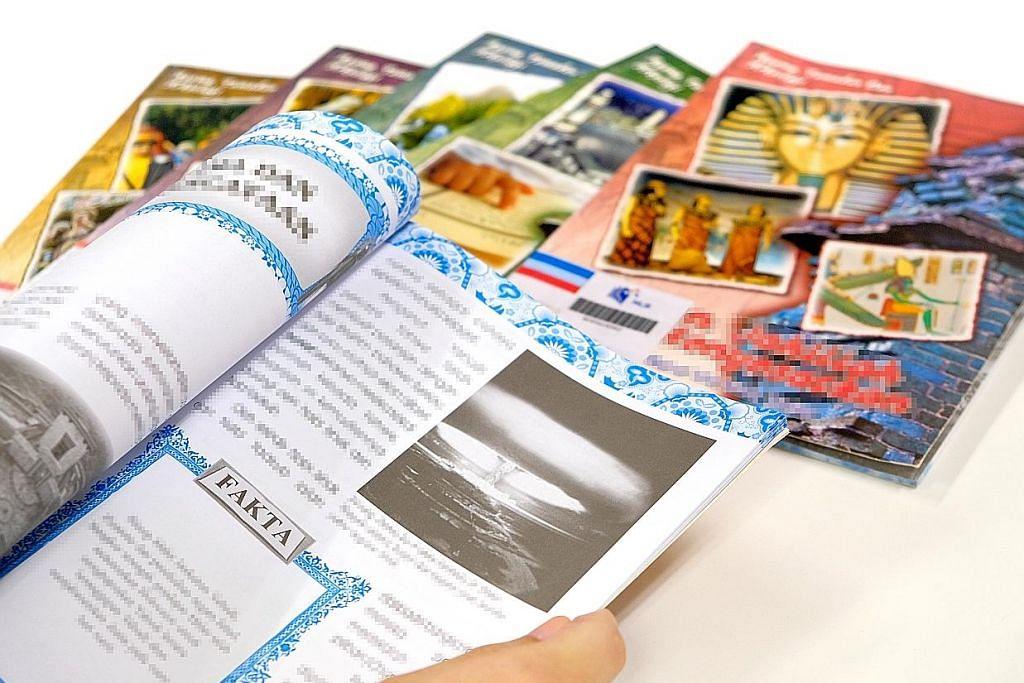 Buku kanak-kanak ditarik semula NLB kerana ada unsur agama yang kontroversi