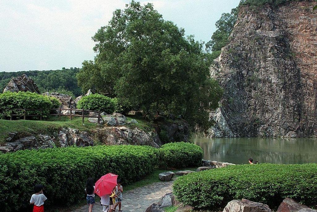 Satu lagi 'Taman Koridor Hijau' di Bukit Gombak