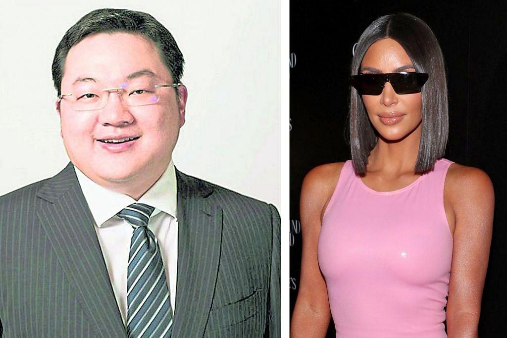 Jho Low didakwa hadiahkan Ferrari kepada Kim Kardashian