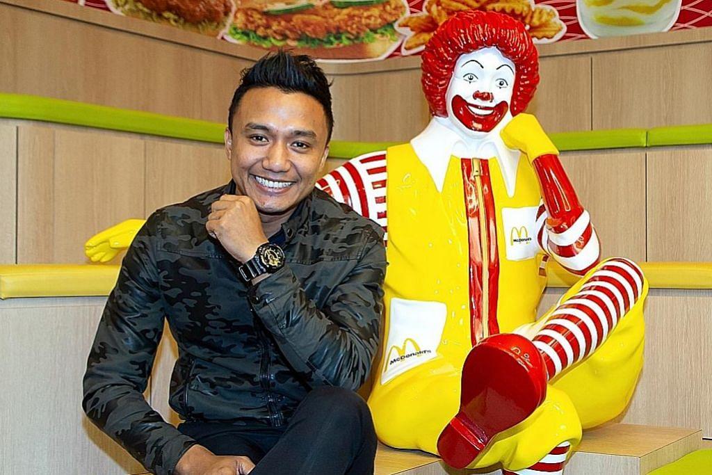 Dulu tiada arah, kini gigih naiki tangga kerjaya di McDonald's
