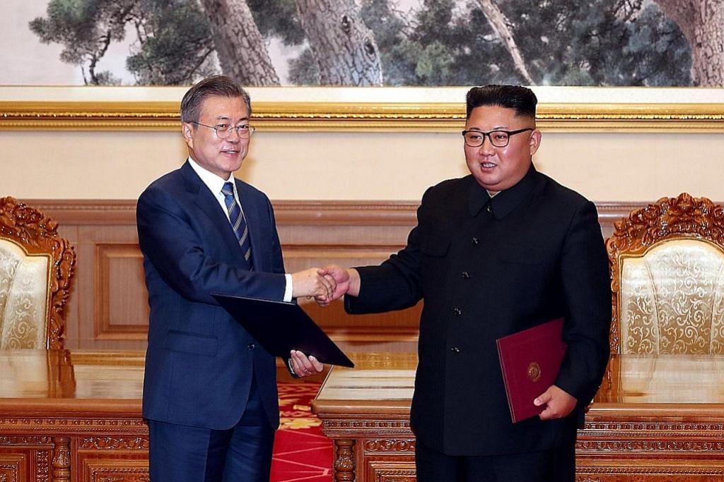 Korea Utara janji tutup tapak ujian peluru berpandu