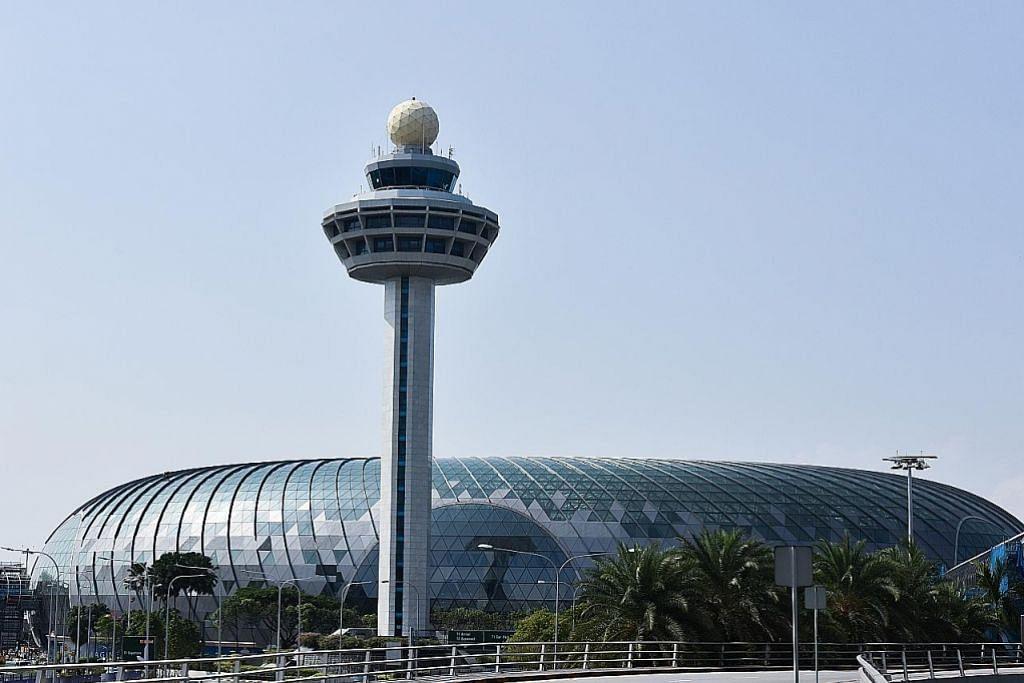 Ranking dunia iktiraf Lapangan Terbang Changi paling terhubung di Asia