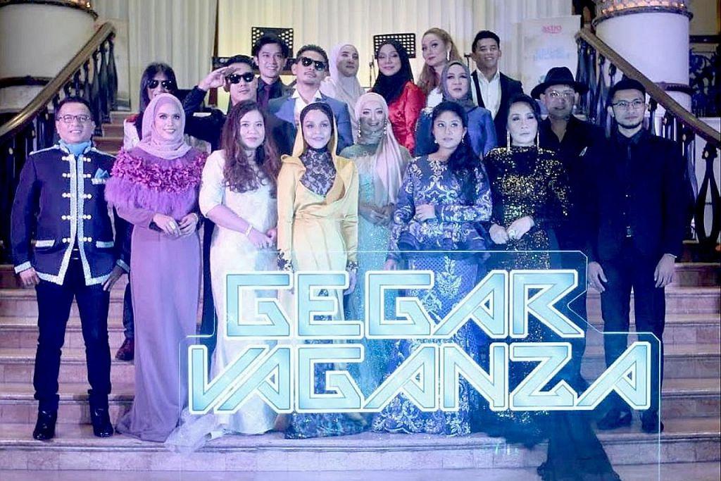 GEGAR VAGANZA Zamani Slam, Amelina antara peserta musim baru