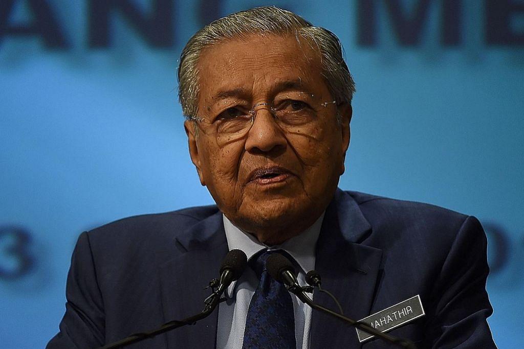 Mahathir gesa peminjam lunas hutang belajar $11b