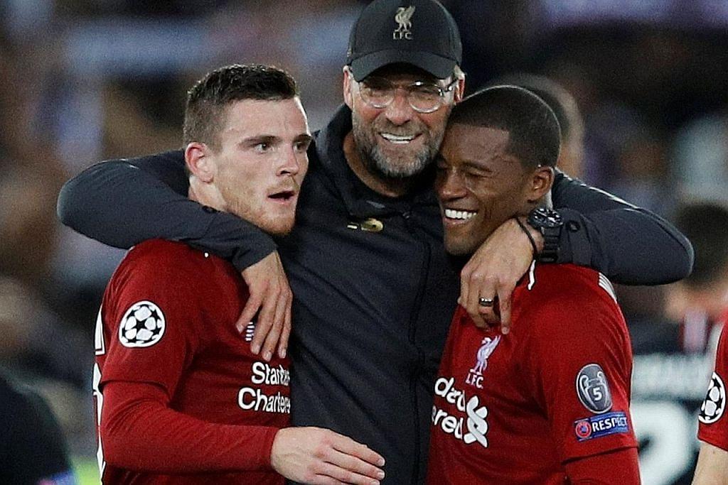 Klopp dan Liverpool ghairah mahu teruskan permulaan cemerlang