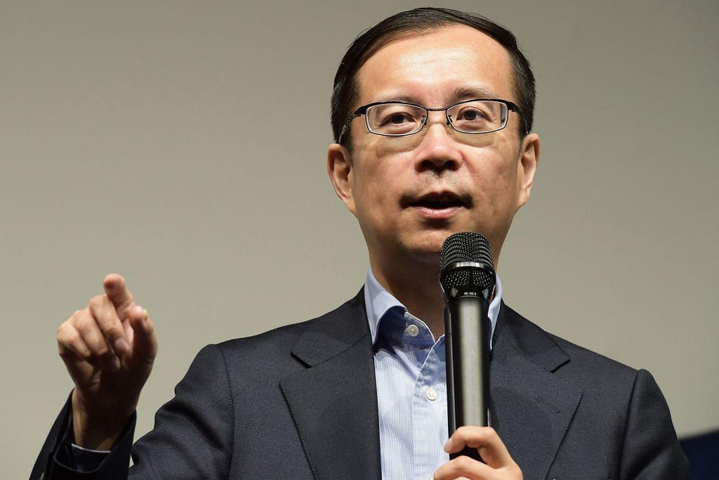 Zhang perlu terajui perkembangan sejagat Alibaba