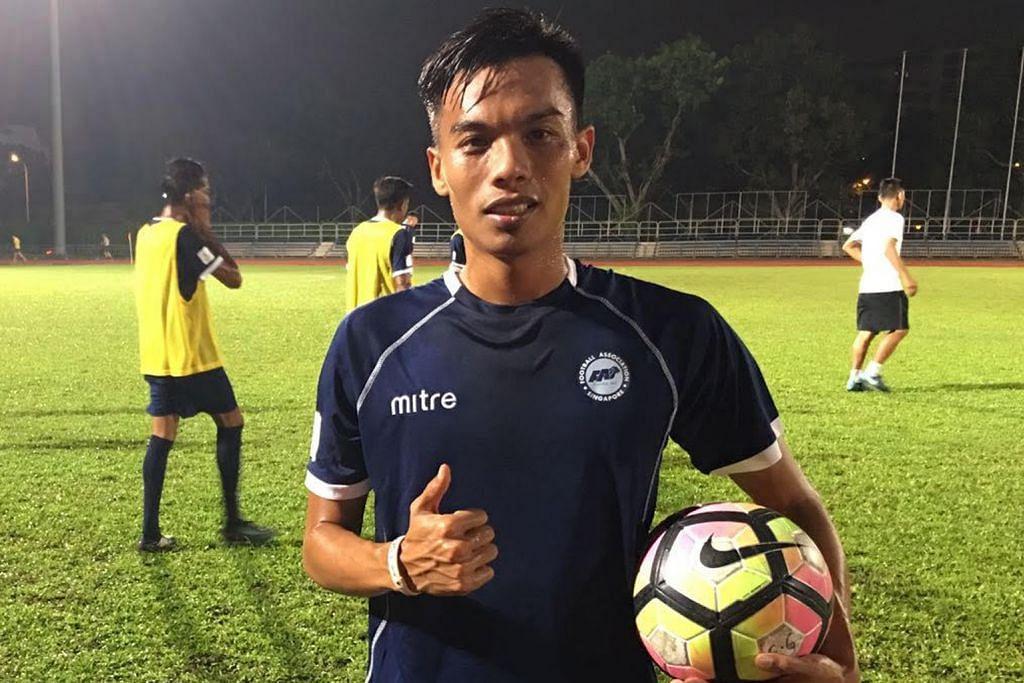 Pemain NFL perkuat skuad Melayu S'pura