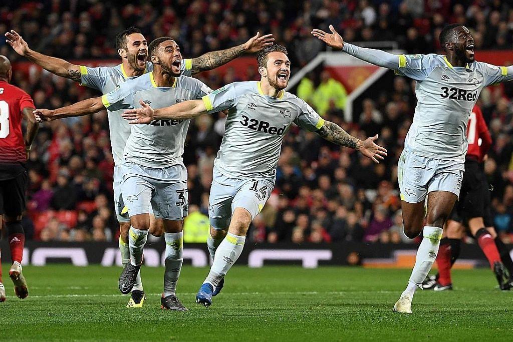 Lampard tambah derita United, Mourinho