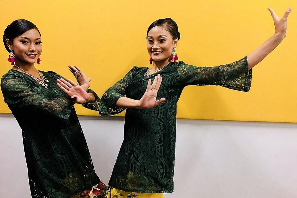 Empat dara raih kematangan menerusi tarian Melayu