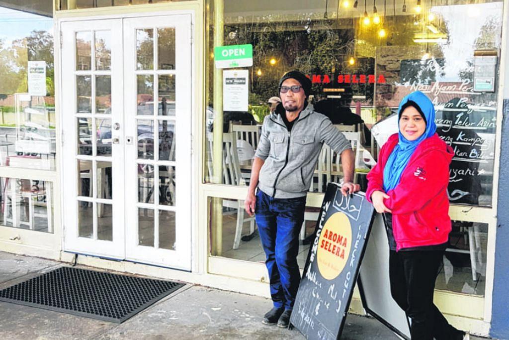Lut Ali 'pindah' dari seni ke restoran