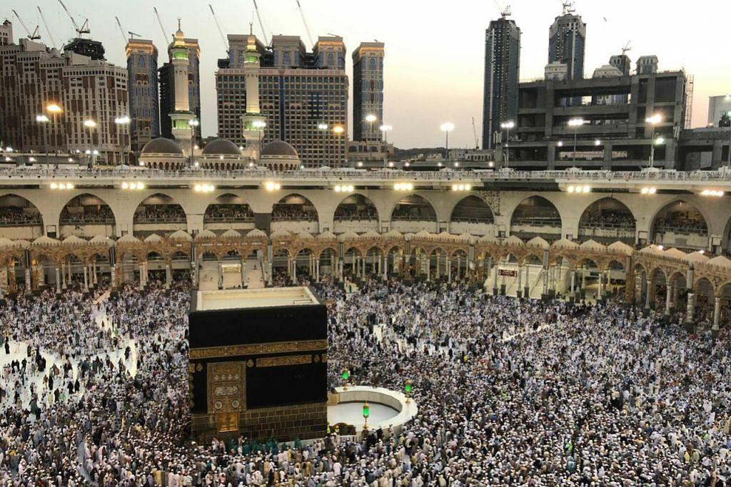 Ruang beli-belah Makkah dijangka berganda jelang 2025