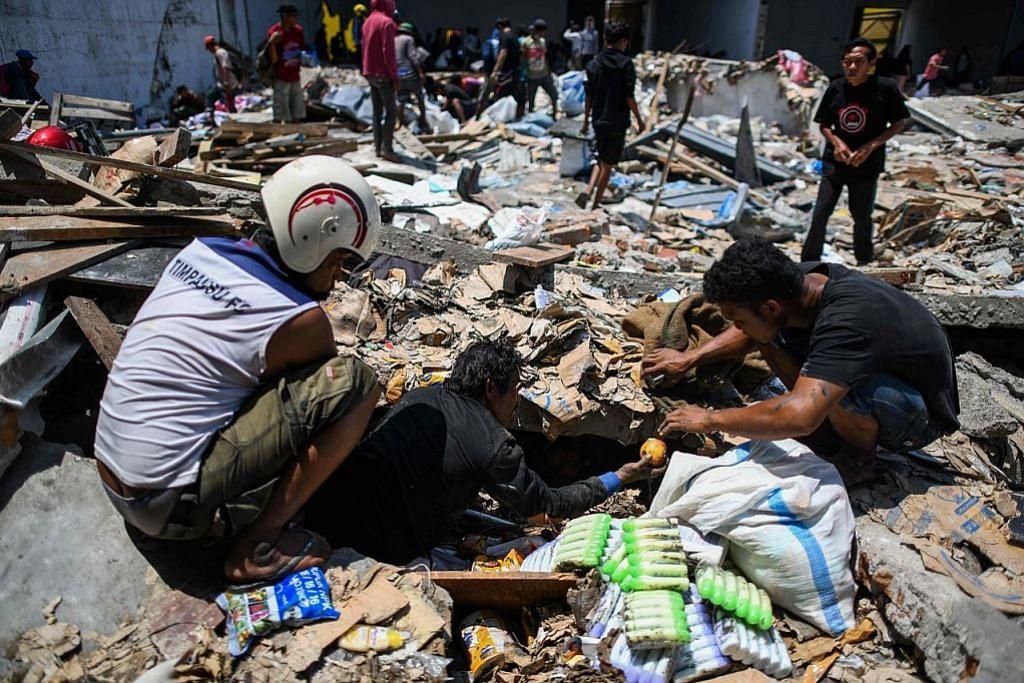 Angka korban naik kepada hampir 1,400 orang